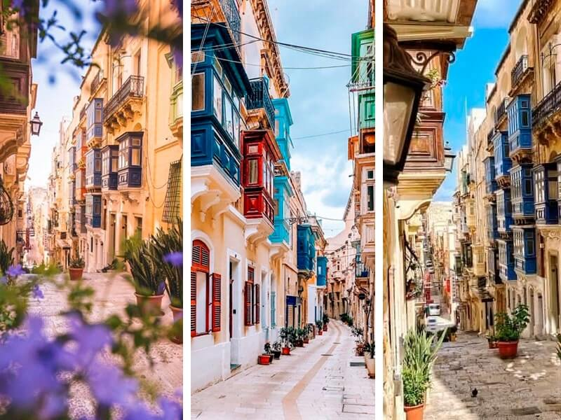 Экскурсии на Мальте - Тур Три города