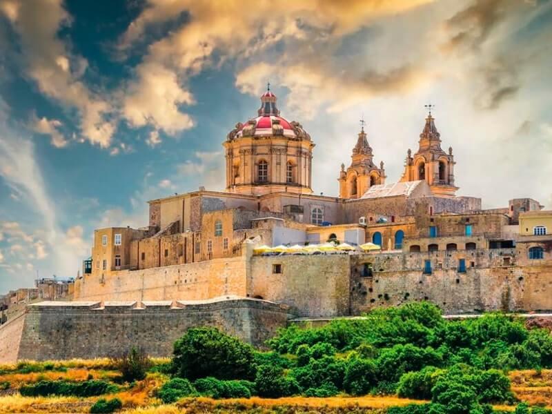 Две столицы — Мдина и Валлетта - индивидуальные экскурсии по Мальте