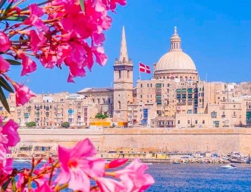 Валлетта — столица Мальты