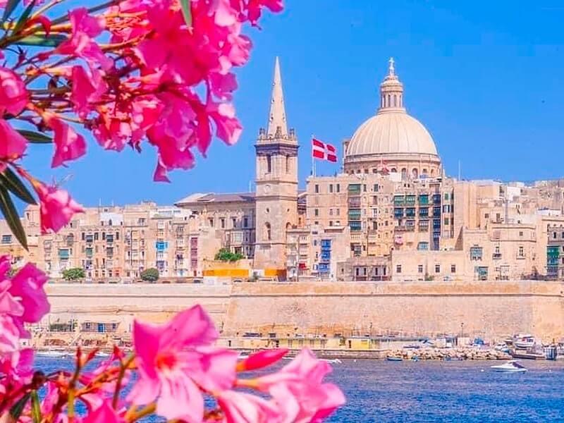 Экскурсии на Мальте - тур по Валлетте