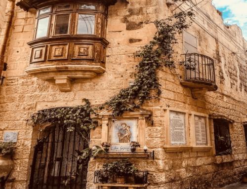 Пешая экскурсия  Рабат-Мдина