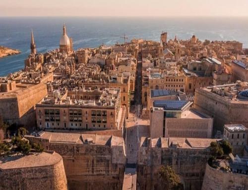 Wycieczka piesza po stolicy Valletcie