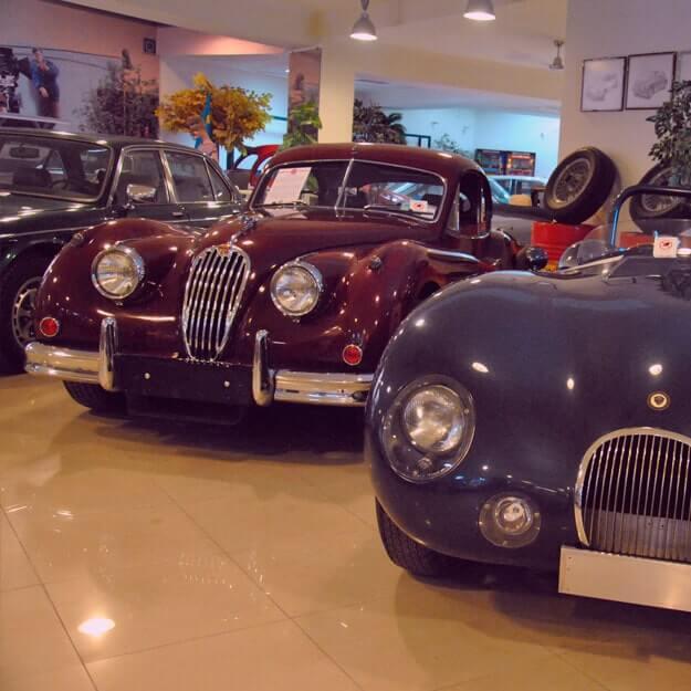 Достопримечательности Мальты: Автомобильный музей