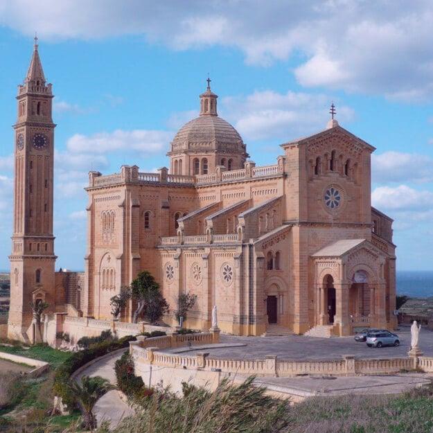 Достопримечательности Мальты - Look My Trips Базилика Девы Марии Та-Пину