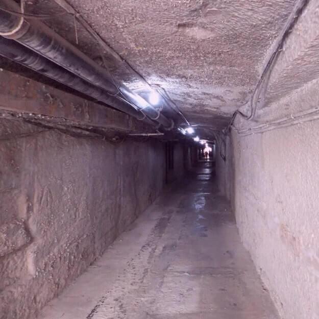 Достопримечательности Мальты: Бункер Ласкариса, Убежище