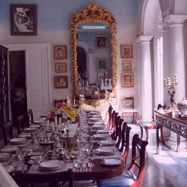 Достопримечательности Мальты: Старый замок Casa Rossa Piccola
