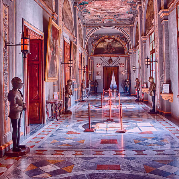 Достопримечательности Мальты: Резиденция, Дворец Великого Магистра