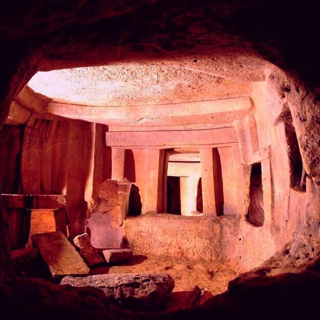 Достопримечательности Мальты: Гипогей Хал-Сафлиени