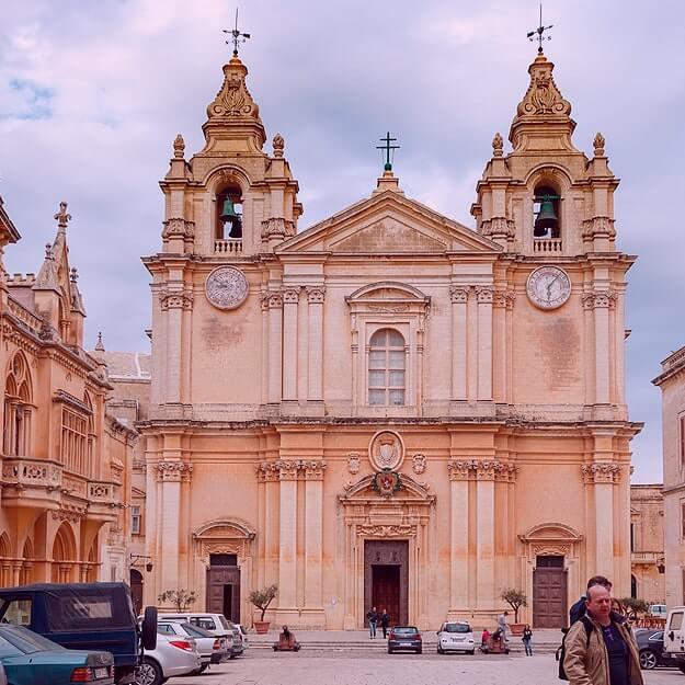 Достопримечательности Мальты: Кафедральный Собор Святого Павла
