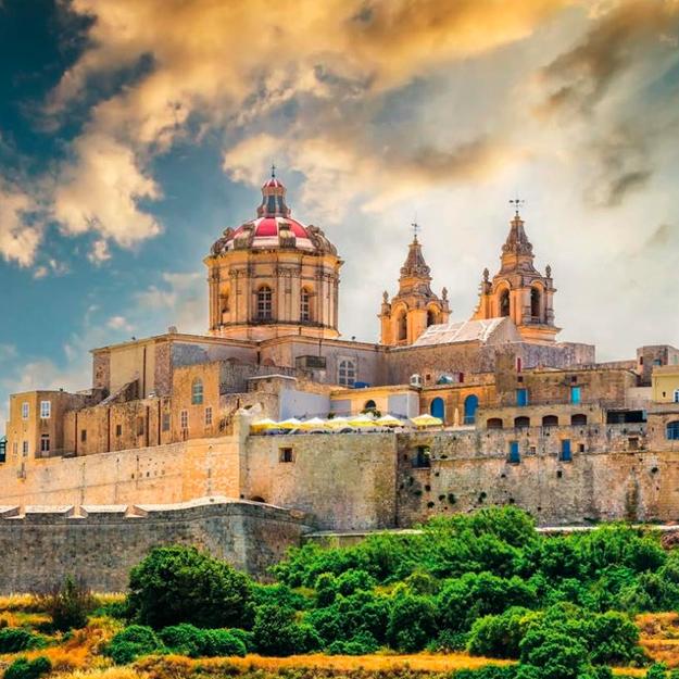 Достопримечательности Мальты: Мдина