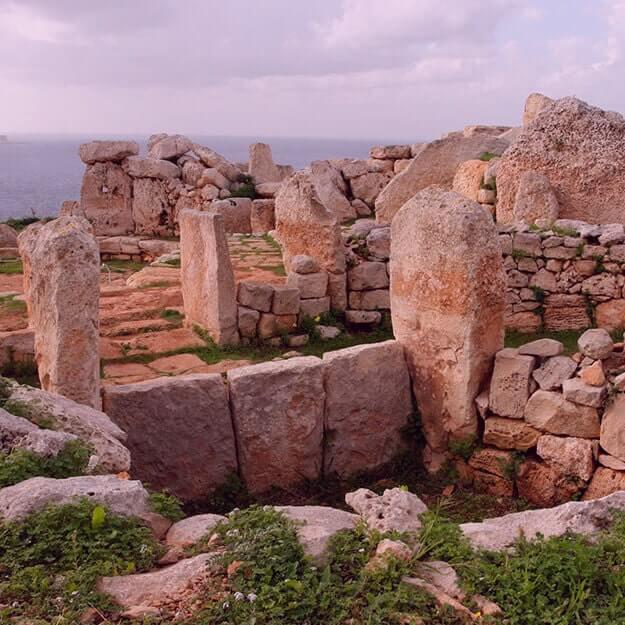 Достопримечательности Мальты: Мнайдра