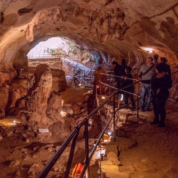 Достопримечательности Мальты - Таинственная пещера