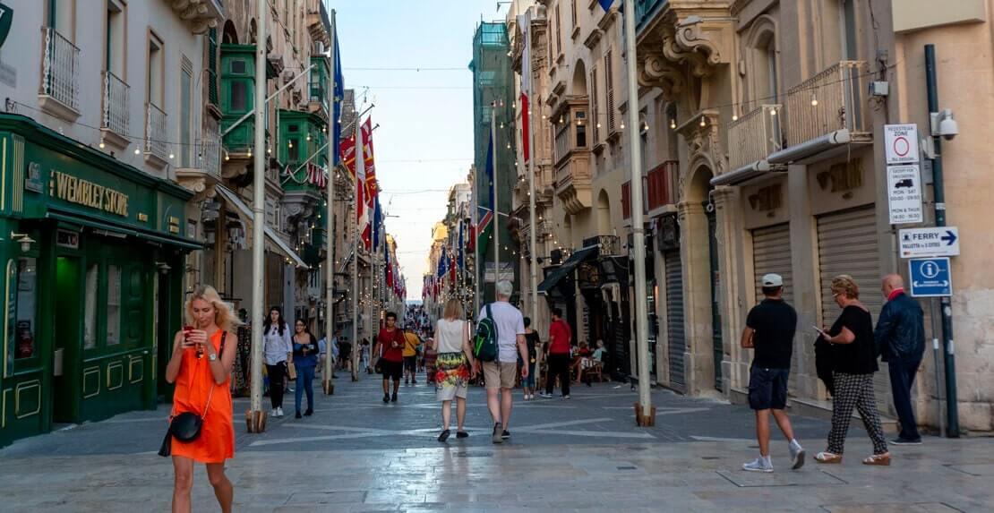Русскоговорящий гид на Мальте знает уникальные места