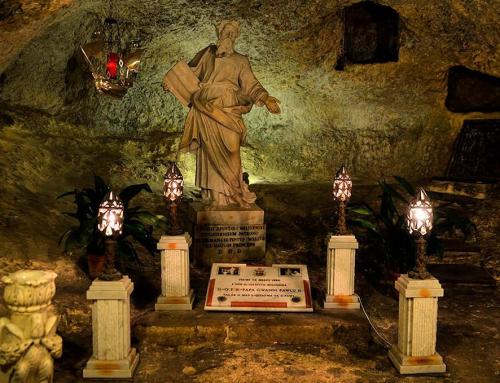 Что скрывают древние катакомбы и грот Святого Павла?