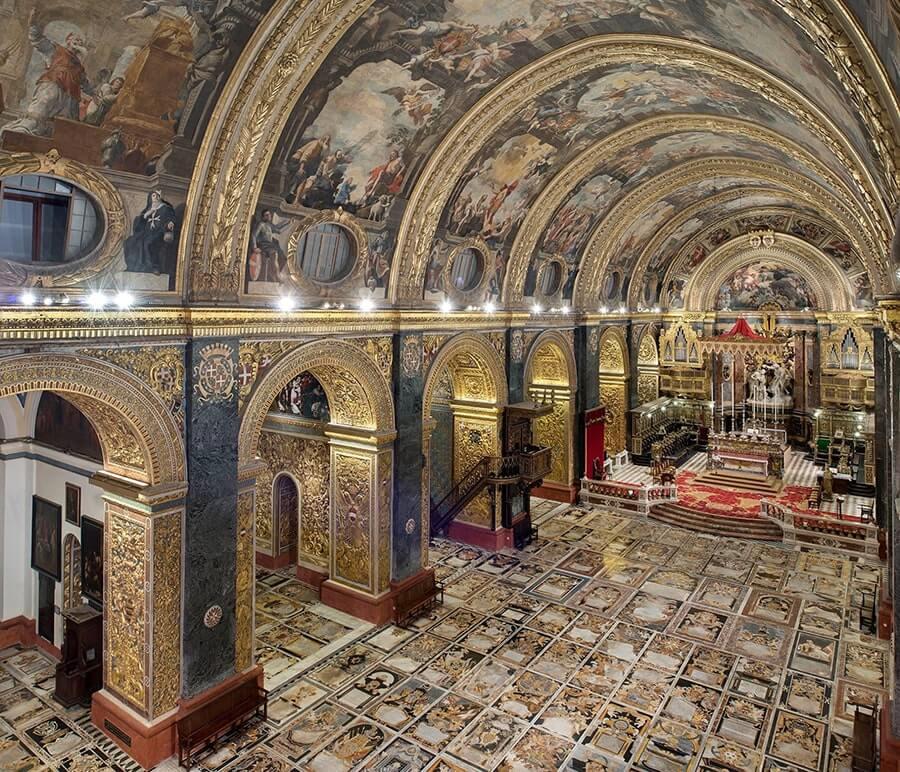Кафедральный Собор Святого Иоанна Валлетта