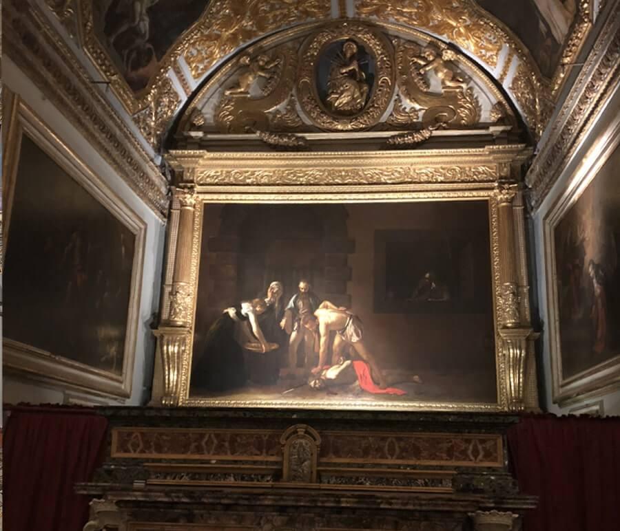 Кафедральный Собор Святого Иоанна - достопримечательность Мальты
