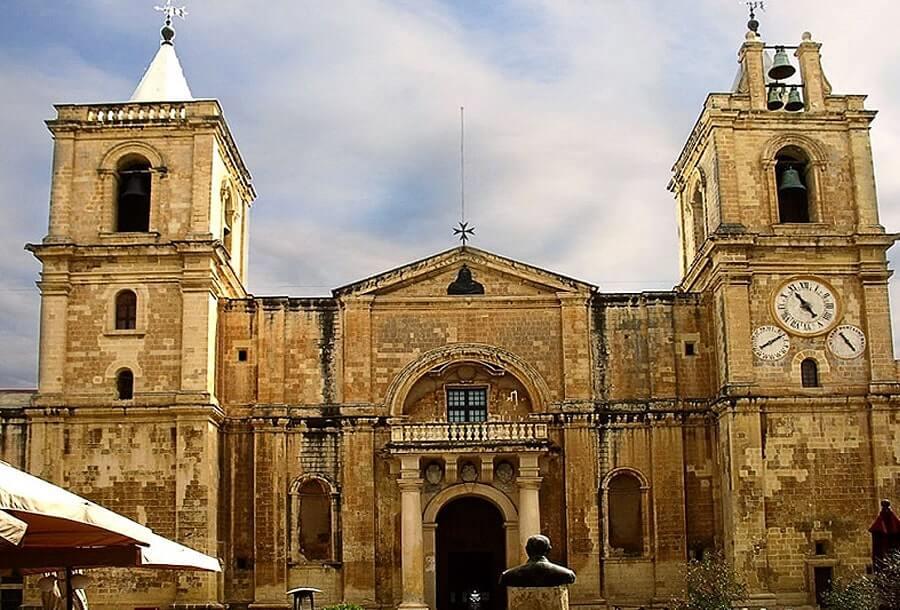Кафедральный Собор Святого Иоанна на Мальте