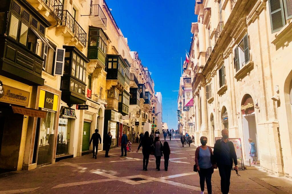 Валлетта - индивидуальные экскурсии по Мальте