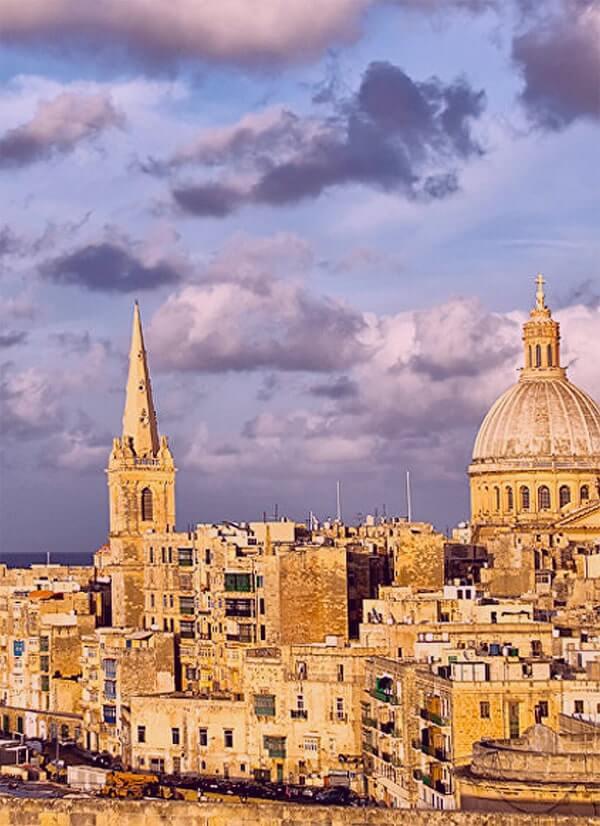 Экскурсии по Валлетте Мальта цены