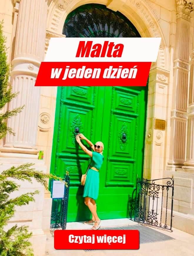 Malta w jeden dzień - wycieczka po Malcie
