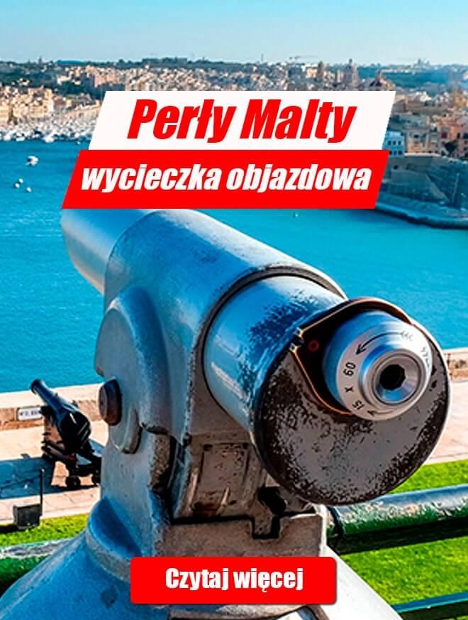 Perły Malty – wycieczka objazdowa po Malcie